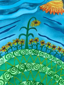 Sunflowers Poem